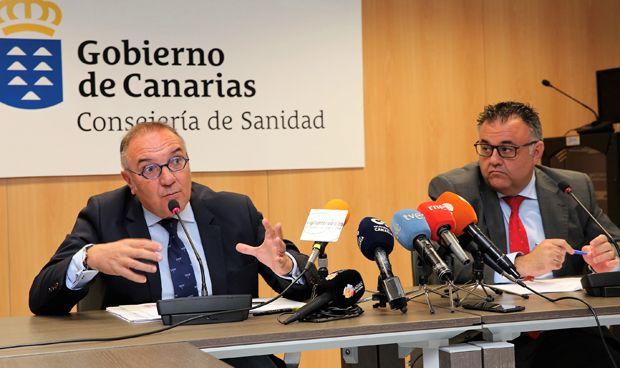 Canarias reduce su lista de espera sanitaria en 1.513 pacientes; un 5,3%
