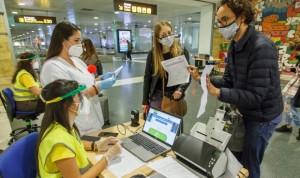 Canarias alarga a Semana Santa las pruebas Covid a viajeros nacionales