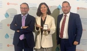 Cantabria Labs recibe la medalla de Stanpa por su labor en la pandemia