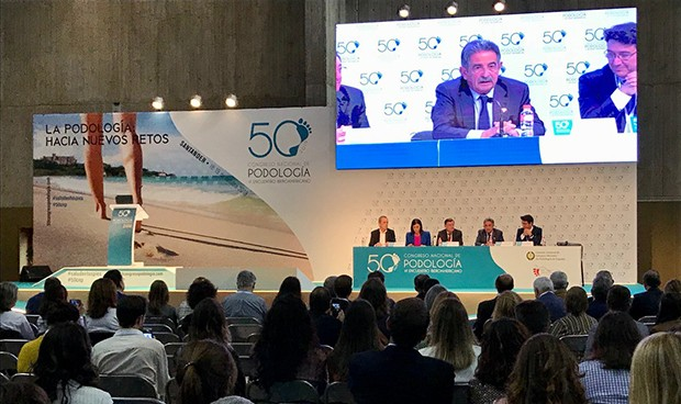 Cantabria, reconocida como pionera en integrar la Podología en su sanidad