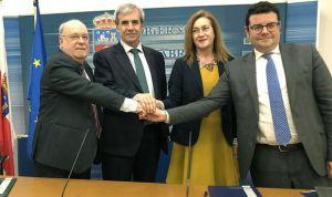 Cantabria y La Rioja se alían para conseguir mejor financiación sanitaria