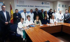 Carburos lleva la humanización al ala pediátrica del Hospital de Alicante