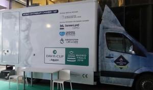 Carburos Metálicos lleva la crioterapia a los tenistas de la Copa Davis