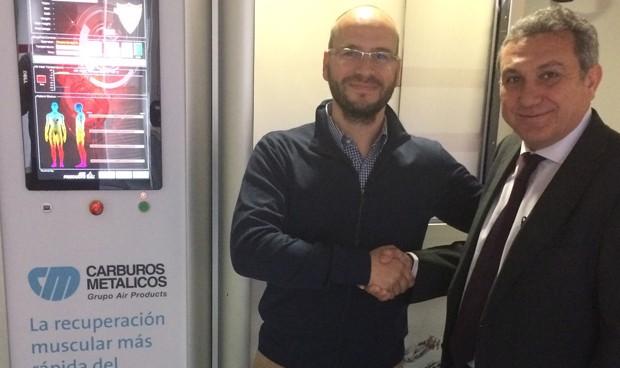 Carburos Metálicos se convierte en proveedor oficial del Sevilla