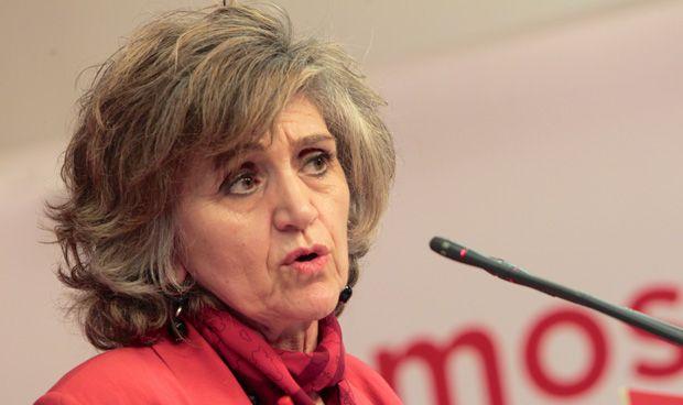 Carcedo abandona el Senado pero seguirá al frente de Sanidad en el PSOE