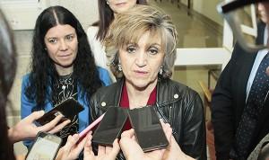 """Carcedo espera poder suprimir el copago """"en la próxima legislatura"""""""