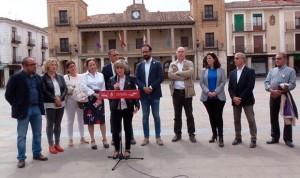 """Carcedo aboga por dar """"más capacidades"""" a los centros de salud rurales"""