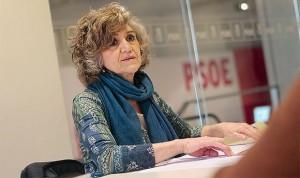 Carcedo señala que el PSOE eliminará el copago de forma progresiva