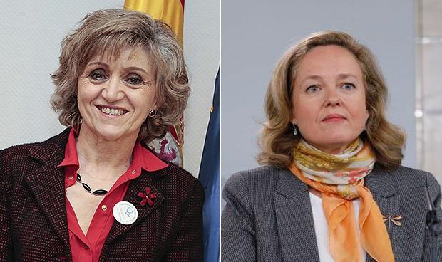 Las ministras han defendido la sanidad universal española en el G20