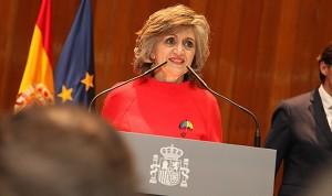 María Luisa Carcedo, al frente de la Comisión de Política Territorial