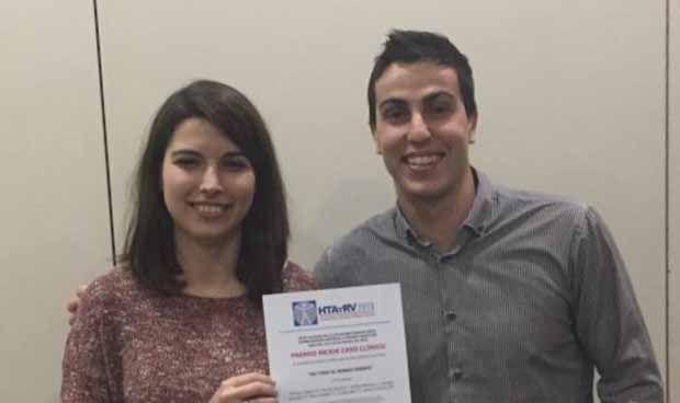 Cardiología del Hospital de Elche obtiene el premio al mejor caso clínico