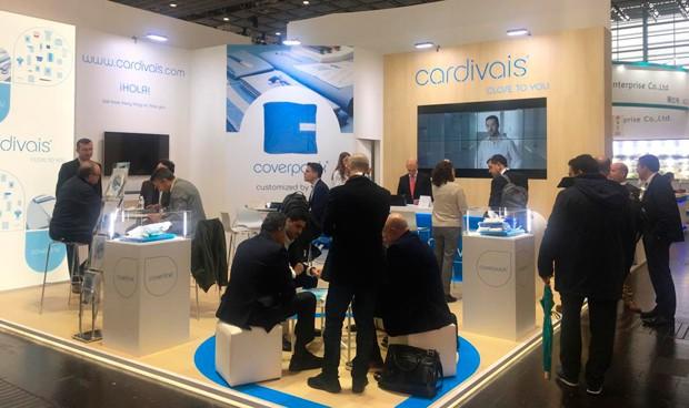 Cardivais presenta su nueva imagen en MEDICA