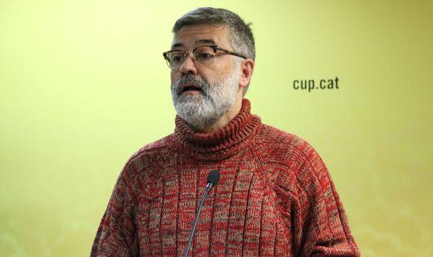 Carles Riera (CUP) ejerce de terapeuta sin formación médica ni psicológica
