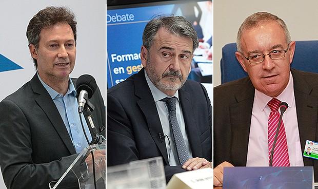 Los candidatos a la presidencia de Sedisa debaten en Redacción Médica