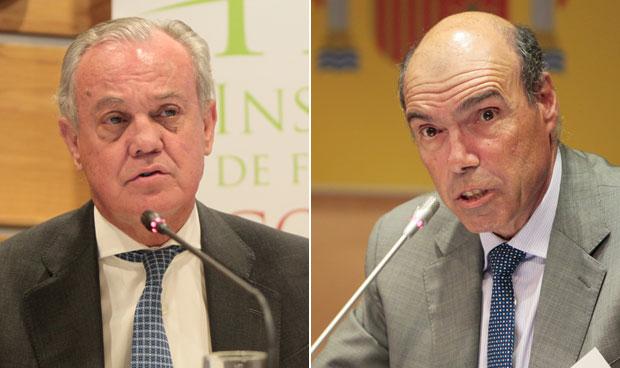 Carlos González Bosch y Antoni Esteve