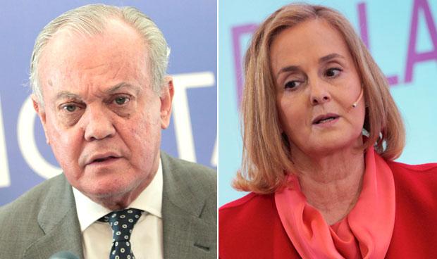 Carlos González Bosch y Margarita Alfonsel