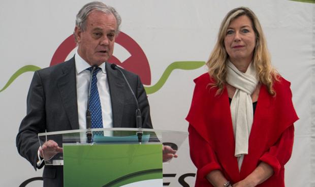 Carlos González Bosch y Patricia Gómez