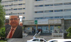 Carlos Gutiérrez, nuevo director del Hospital Infanta Elena de Huelva