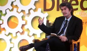 """Carlos Mur: """"El gestor imagina el futuro, pero el directivo lo crea"""""""