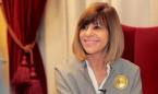 Carmen de Aragón preside por tercera vez la Comisión de Sanidad del Senado