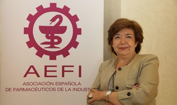 Carmen García Carbonell, nueva presidenta de AEFI