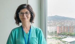 Carmen Monasterio, presidenta de la Sociedad Catalana de Neumologia (Socap)
