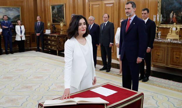 """Montón promete su cargo como parte del """"Consejo de Ministros y Ministras"""""""