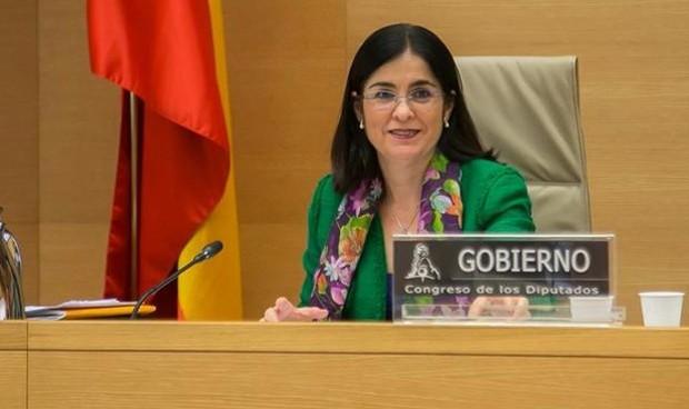 Estreno la nueva ministra de Sanidad en el Interterritorial y el Congreso