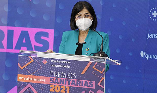Acude a los Premios Sanitarias para apoyar a las mujeres de la sanidad española