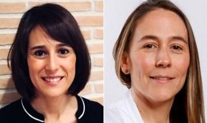 Virginia Hernández-Gea y Carolina Malagelada, premios Rising Star de SEPD