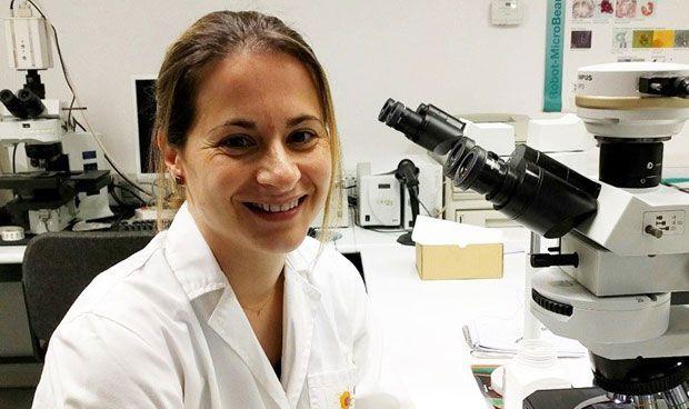 Carolina Vicente, premio internacional por su investigación en leucemia