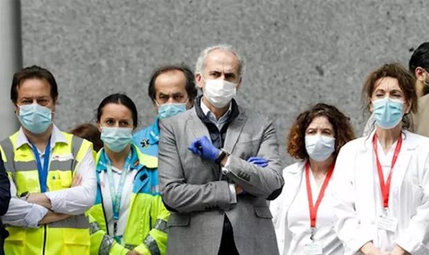 Carta de Ruiz Escudero a Illa: 6 demandas de control de Covid en Barajas
