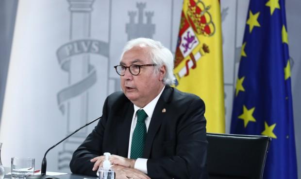 Castells excluye a los profesores de Medicina de su plan 'antitemporalidad'
