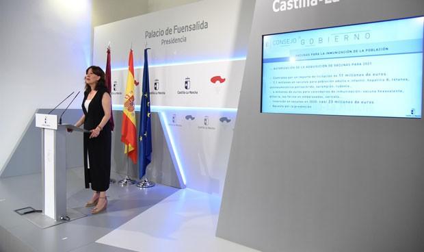Castilla-La Mancha bate 'récord' en compra de vacunas con 23 millones