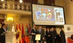 Castro recibe el Premio Maimónides por su labor al frente de los dentistas