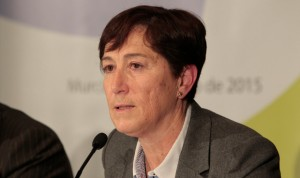 Catalina Lorenzo deja la gerencia del área de Salud de Lorca