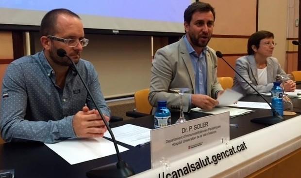 Cataluña adelanta a Europa e incorpora el test de los 'niños burbuja'