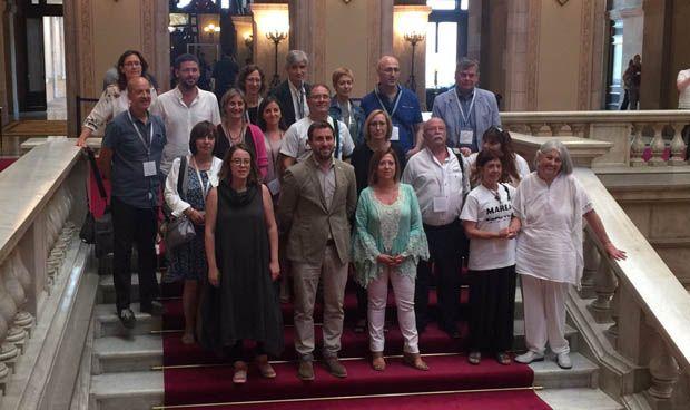 Catalu�a aprueba la Ley de acceso universal a la asistencia sanitaria