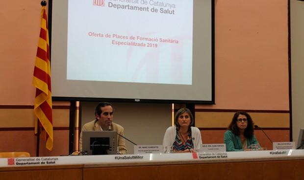 Cataluña bate récord con 1.432 plazas de formación sanitaria especializada