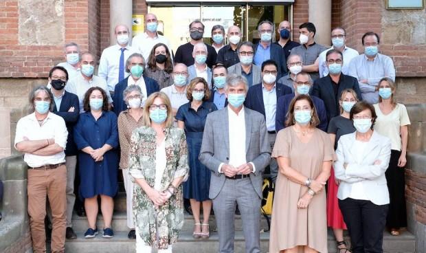 Cataluña constituye el Comitè Científic Assessor del Covid con 34 miembros