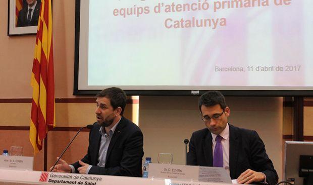 Cataluña contratará más sanitarios en Atención Primaria