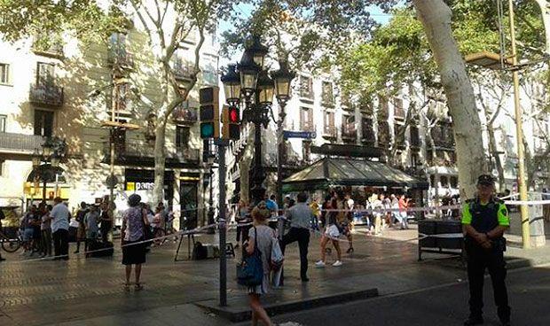 Cataluña da el alta al último herido en los atentados de la Rambla