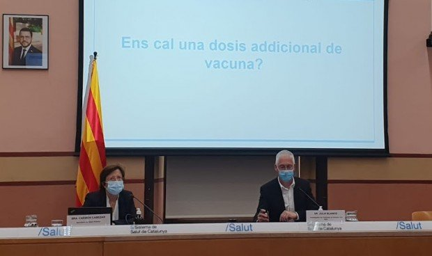Cataluña da por finalizada la primera fase de la vacunación contra el Covid