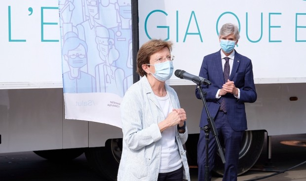 Cataluña estudia incentivar la vacunación Covid con descuentos culturales