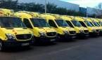 Cataluña inicia una regularización masiva de conductores de ambulancia