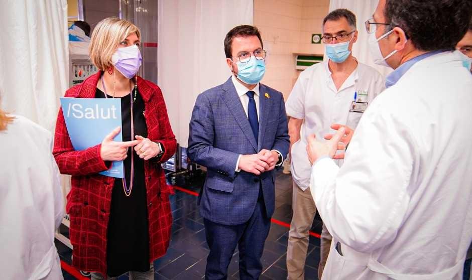 Cataluña prorroga el concierto de 7 servicios sanitarios y fija su coste
