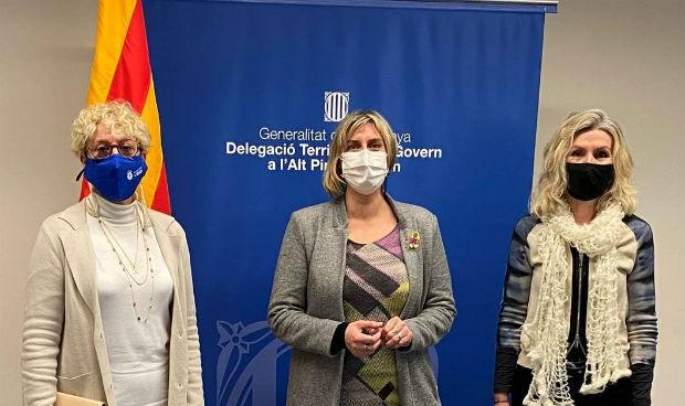 Cataluña 'recluta' 900 enfermeras voluntarias para vacunar del Covid-19