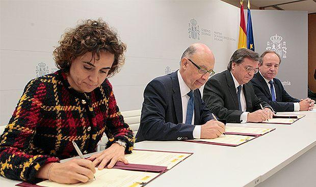 Cataluña se adhiere al convenio entre Hacienda y Farmaindustria