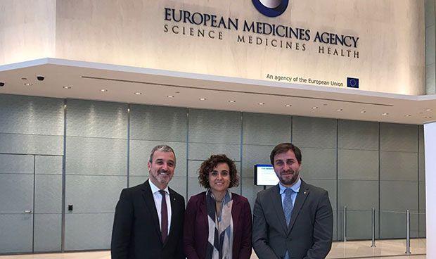 España, primer país en visitar Londres para ganar la sede de la EMA
