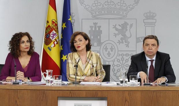Catorce ministerios en la estrategia del Gobierno frente al coronavirus